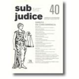 Sub Judice 40 - Vários