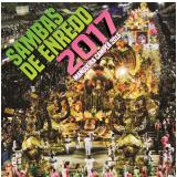 Sambas de Enredo RJ 2017 (CD) -