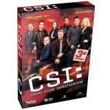 CSI - 3ª Temporada - Volume 1 (DVD)