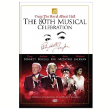 From The Royal Albert Hall - The 80th Musical Celebration (DVD) - Vários