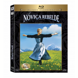 A Novi�a Rebelde (Blu-Ray) - Christopher Plummer, Julie Andrews