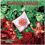 Sambas Enredos 2014 - São Paulo (CD) - Vários