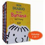 Box - Di�rio de Um Banana (7 Vols.) - Jeff Kinney