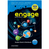 Engage Starter - Student Book - Workbook Special Edition -