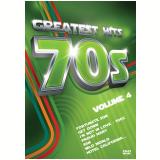 Greatest Hits 70's -(vol.4) (DVD) - Vários