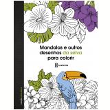 Mandalas e Outros Desenhos da Selva Para Colorir -