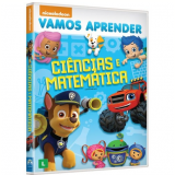 Vamos Aprender - Ci�ncias e Matem�tica - Vol. 1 (DVD) - Anima��o (Diretor)