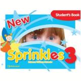 New Sprinkles 3 Stds Bk - Moderna - Didáticos