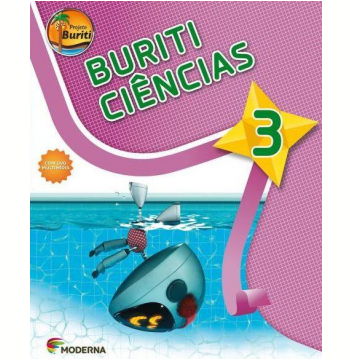Buriti - Ciências (Vol.3)