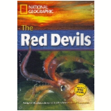 Footprint Reading Library - Level 8  3000 C1 - The Red Devils - American English + Multirom - Rob Waring