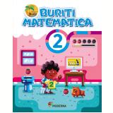 Buriti - Matemática - 2º Ano - Editora Moderna