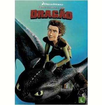 Como Treinar o Seu Dragão (DVD)