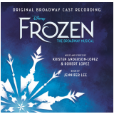 Frozen - The Broadway Musical (CD) - Vários Artistas