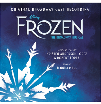 Frozen - The Broadway Musical (CD)