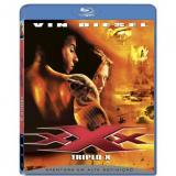 Triplo X  (Blu-Ray) - Samuel L. Jackson, Vin Diesel, Asia Argento