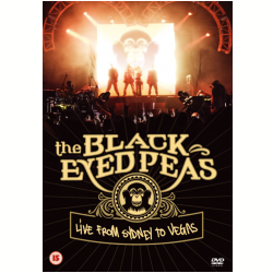 The Black Eyed Peas - Live from Sydney to Vegas (DVD)
