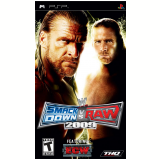 WWE SmackDown vs. Raw 2009 (PSP) -