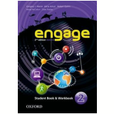Engage 2 Student Book - Workbook With Multirom - Second Edition - Alicia Artusi, Gregory J. Manin