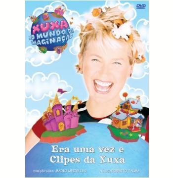 Xuxa - Era Uma Vez e Clipes da Xuxa (DVD)