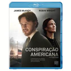 Blu - Ray - Conspiração Americana - Robin Wright - 7899154512643