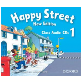 Happy Street 1 (2 Cds) New Edition -