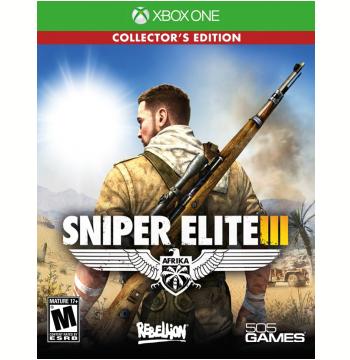Sniper Elite 3 Collector Edition (Xbox One)