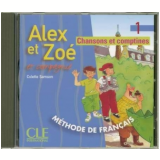 Alex Et Zoe Et Compagnie 1 - CD Eleve - Collectif