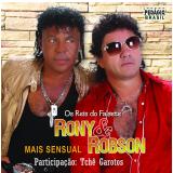 Rony E Robson- Mais Sensual (CD) - Rony E Robson