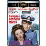 Romance dos Sete Mares (DVD) - Vários (veja lista completa)