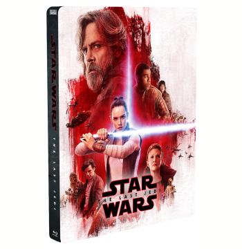 Star Wars - Steelbook (Blu-Ray + Blu-Ray 3D)