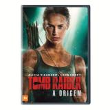 Tomb Raider - A Origem (DVD) - Vários (veja lista completa)