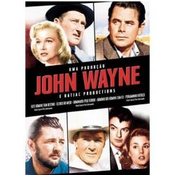 DVD - Uma Produção John Wayne - John Wayne - 7890552068756