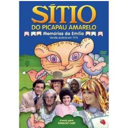 DVD - Sítio Do Pica - pau Amarelo - Geraldo CasÉ ( Diretor ) - 7891430034597