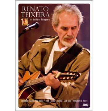 Renato Teixeira no Auditório Ibirapuera (DVD)