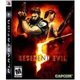Resident Evil 5 (PS3) -