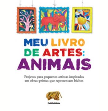 Meu Livro de Artes: Animais