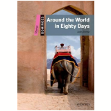 Around World In 80 Days Cd Included - Second Edition -
