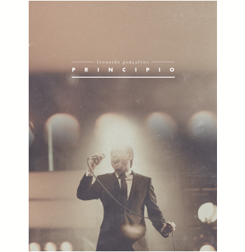 Leonardo Gonçalves: Princípio  (DVD)