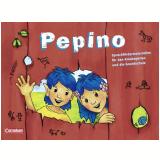 Pepino 416 Bildkarten (240 Bild-, 140 Verb-, 36 Bild-serienkarten) -