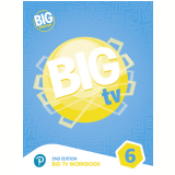 Big English 6 - Big Tv Workbook - American Edition - Pearson