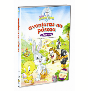 Baby Looney Tunes - Aventuras na Páscoa (DVD)