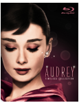 Audrey Timeless Collection (Blu-Ray)