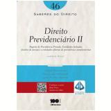 Saberes Do Direito, Vol.46 - Direito Previdenciario Ii - Jarbas Biagi