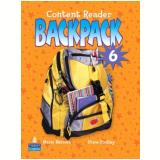 Backpack 6 - Content Reader - Mario Herrera