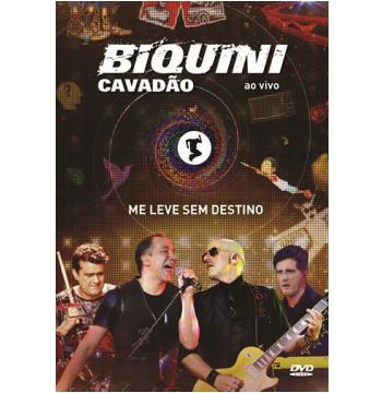 Biquini Cavadão - Me Leve Sem Destino (DVD)