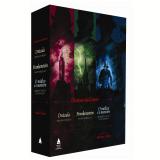 Box Do Terror (3 Vols.) - Mary Shelley, Bram Stoker, Robert Louis Stevenson