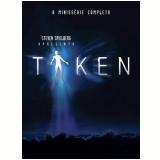 Taken - A Minissérie Completa - Digipak (DVD) - Vários (veja lista completa)