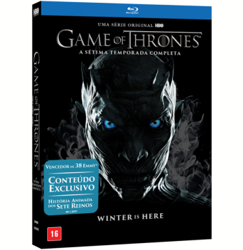 Game Of Thrones - 7ª Temporada Completa (Blu-Ray)