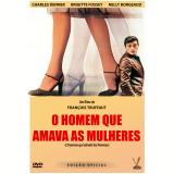 O Homem que Amava as Mulheres (DVD)