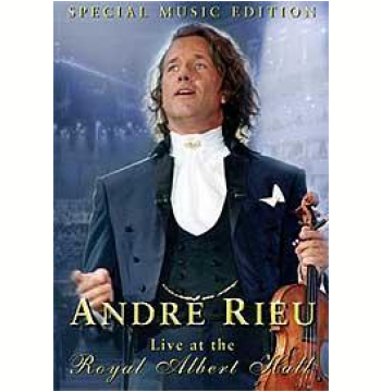 André Rieu - Live At The Royal Albert Hall (DVD)